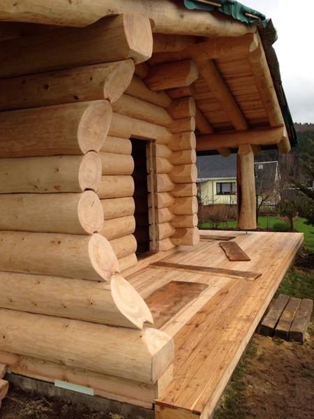 Kanadisches Blockhaus naturstamm blockhaus tale mehrer blockhaus